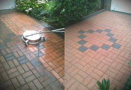 Patio Cleaning Golders Green