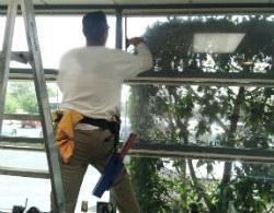 Inside Window Cleaning